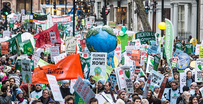11111.jpg (The People's March for Climate Justice and Jobs, London, Britain...