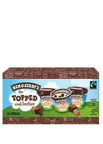 Topped Cool-lection Single Serve