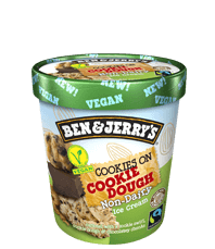 Cookie Dough Non-Dairy Frozen Dessert