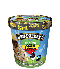 Bob Marley's One Love™ Original Ice Cream